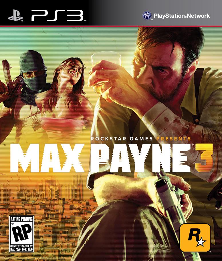Max Payne 3 Box Art And Screenshots Gamers Xtreme