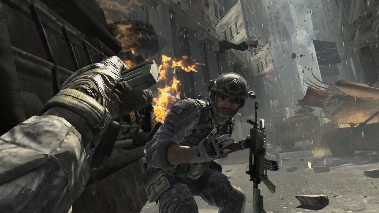 Call Of Duty Modern Warfare 3 Review Ps3 360 Wii Pc Gamers Xtreme