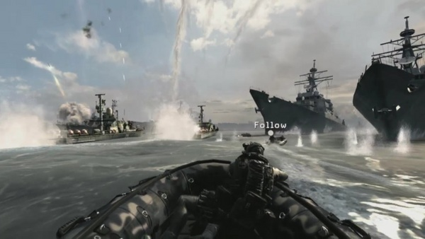 Call of Duty: Modern Warfare 3 Review (PS3/360/Wii/PC