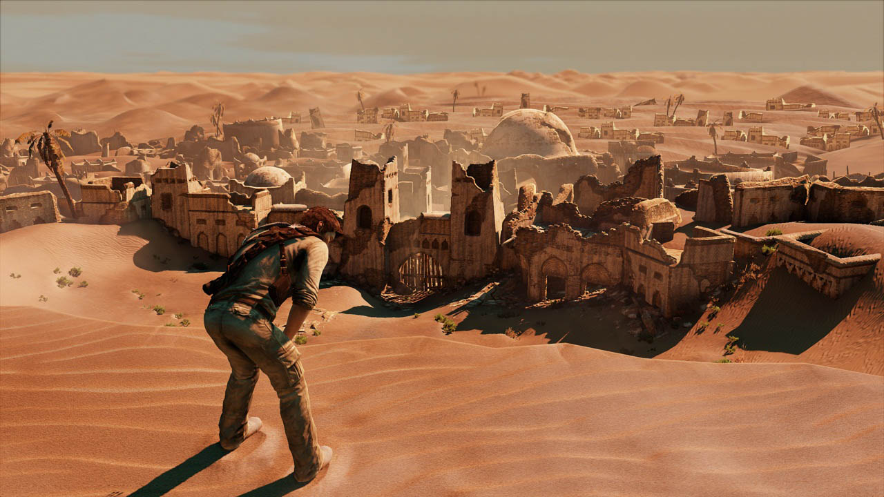 Uncharted 3: Drake's Deception Review (PS3) — Gamers Xtreme