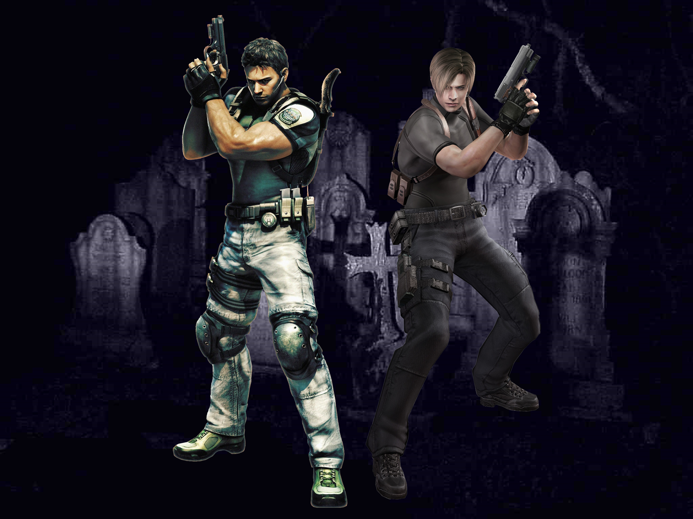 Resident Evil 6 Featuring Leon And Chris Coming Out This Year Gamers Xtreme