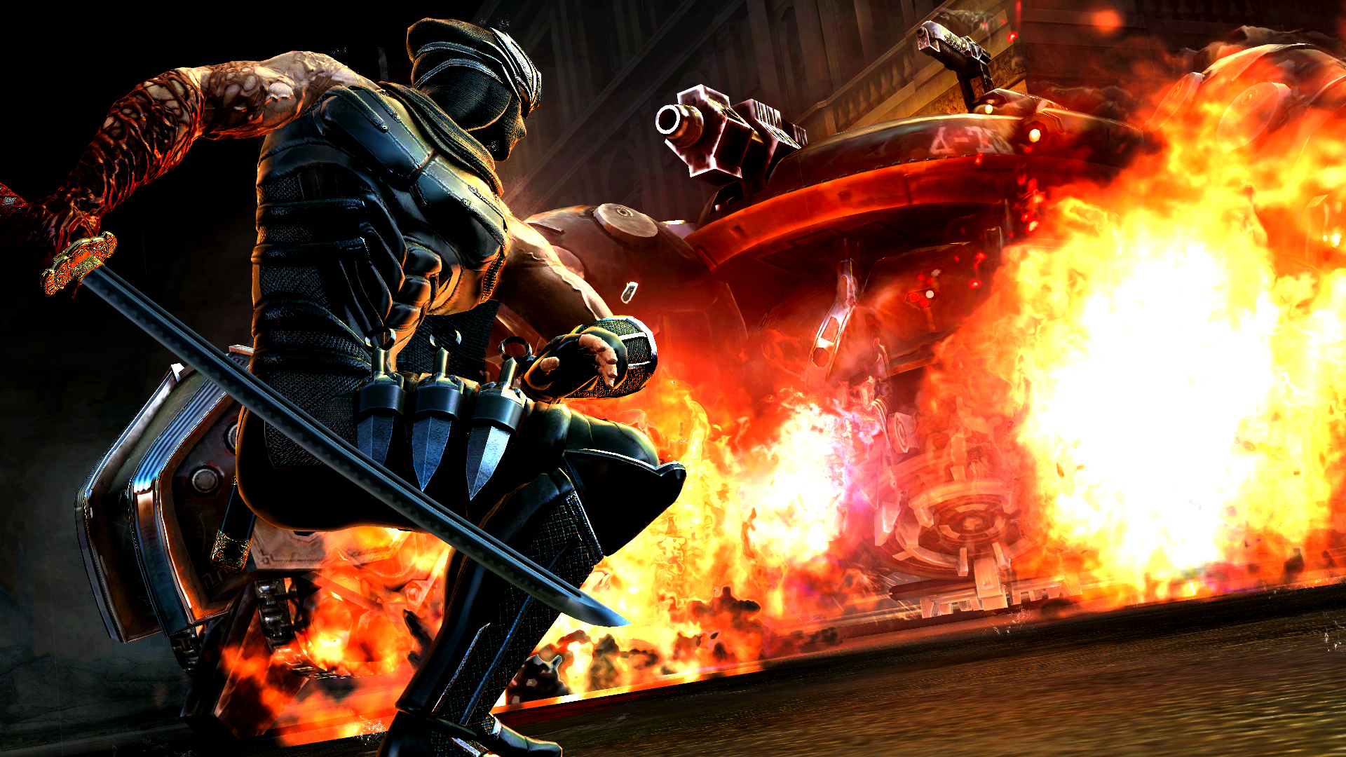 Ninja Gaiden 3 Review Ps3 360 Gamers Xtreme