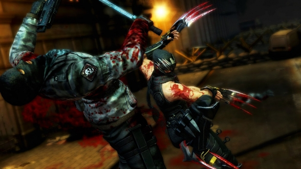 Ninja Gaiden 3 Falcon Claws Gameplay Footage Gamers Xtreme