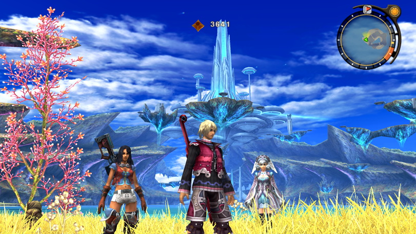 xenoblade chronicles gameplay 2 A New Take on RPG Design: A Xenoblade Chronicles analysis
