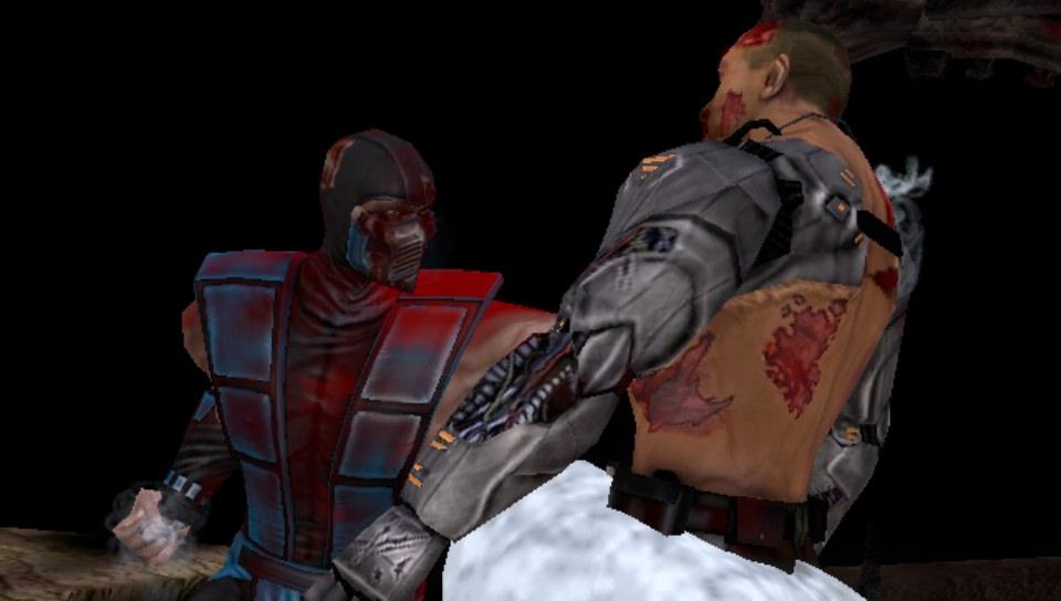 Mortal Kombat Review (PS Vita)