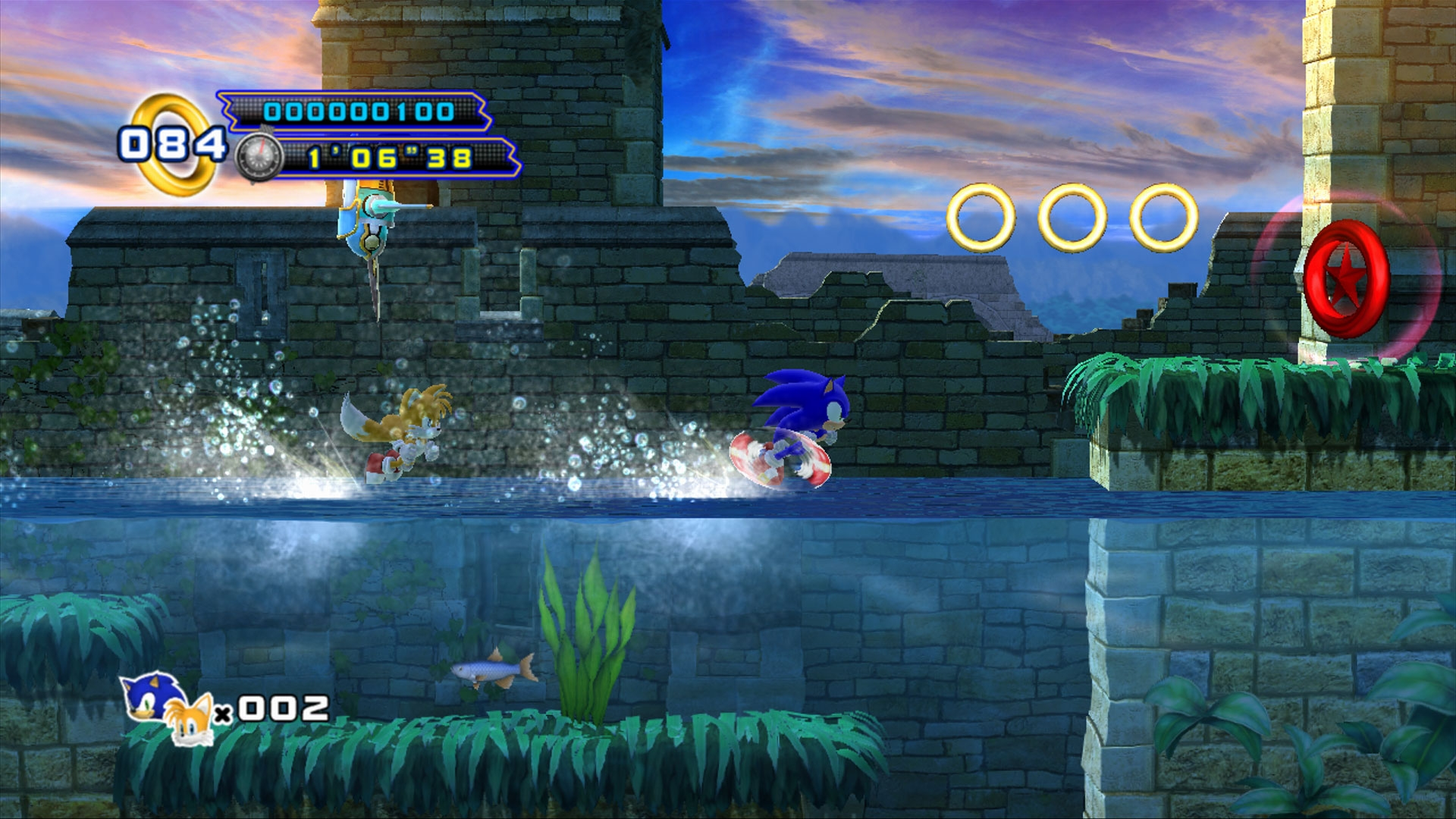 Sonic the Hedgehog 4: Episode II Review (PSN/XBLA) — Gamers